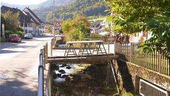 Letztmals trat die Hintere Frenke in Reigoldswil 1997 über die Ufer.