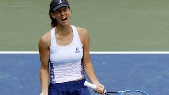 Tsvetana Pironkova schreibt eine der schönsten Geschichten der diesjährigen US Open. Sie bestreitet ihr erstes Turnier seit drei Jahren.