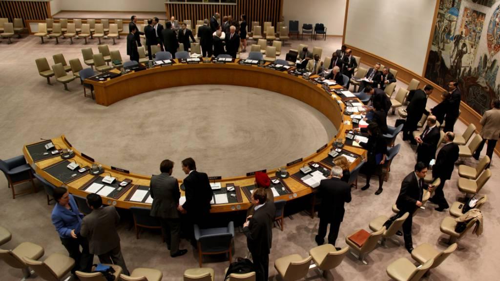 Vetos verhindern Resolution für humanitäre Hilfe in Syrien