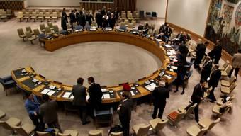 Russland und China haben im Uno-Sicherheitsrat ihr Veto gegen eine Resolution für die Fortsetzung humanitärer Hilfe in Syrien eingelegt. (Archivbild)