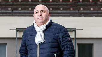 FC-Wettingen-Präsident Pierluigi Ghitti wurde positiv auf das Coronavirus getestet.