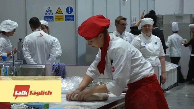 Beste Bäckerin der Welt
