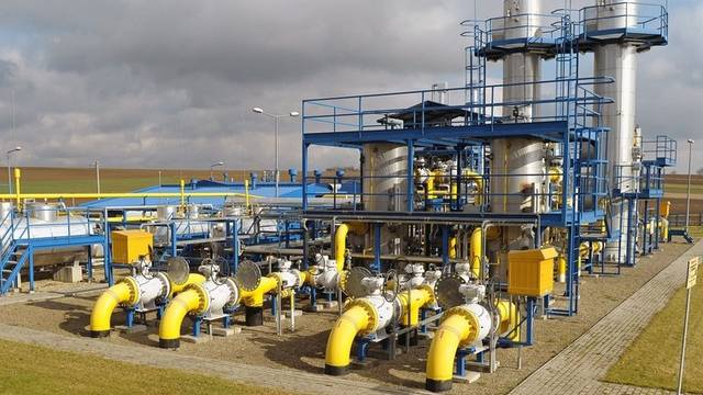 Gazprom will die Schweiz mit Gas beliefern (Symbolbild)