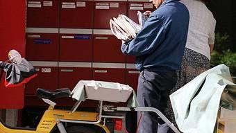 Briefträger sollen Briefe nicht mehr manuell sortieren