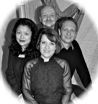 """Quartett """"Saitenschlag"""""""