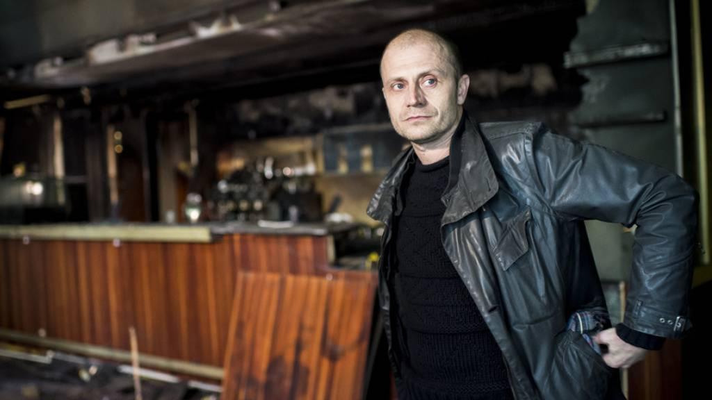 Kinopionier Frank Braun wird mit 19. «Prix d'honneur» ausgezeichnet