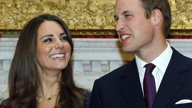 Am 29. April heiraten Kate und William (Archiv)