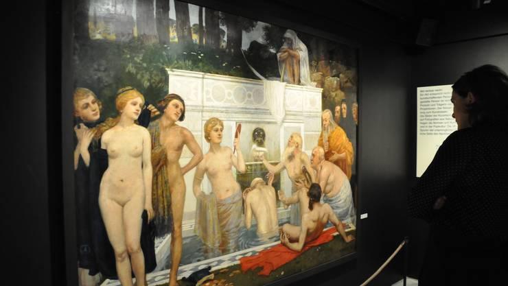Badekult im Historischen Museum