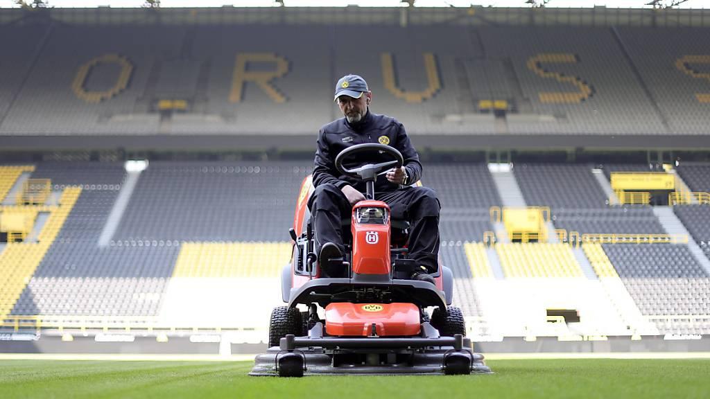 Bundesliga muss warten: Politik vertagt Entscheid über Neustart