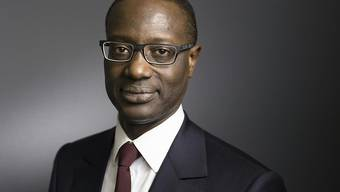 Tidjane Thiam, der CEO der Schweizer Grossbank Credit Suisse, wurde am Mittwoch bei der IOC-Session in Lausanne als IOC-Mitglied gewählt