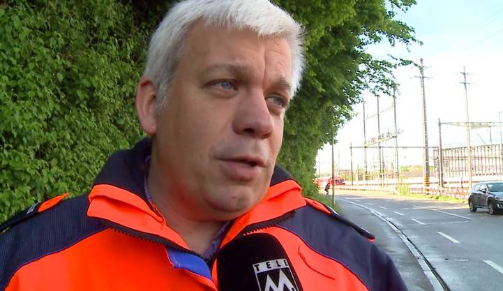 Andreas Mock, Mediensprecher der Kantonspolizei Solothurn