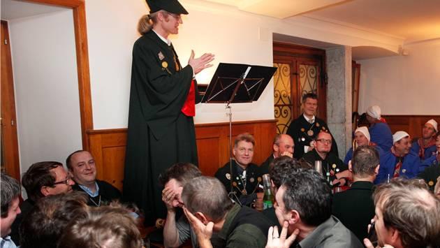 Narrenzunft-Ober Peter Keller wird wieder verkünden: «Dr Stadtpräsidänt isch abgsetzt!»