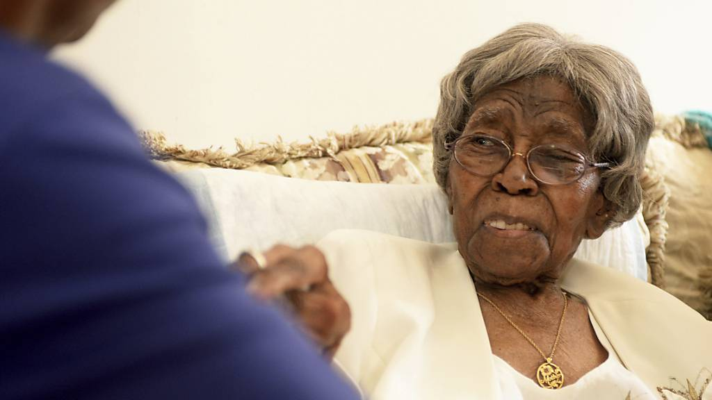 Ältester Mensch der USA gestorben – Amerikanerin hatte 120 Ururenkel
