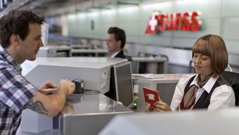 Gehört der bemannte Check-In bald der Vergangenheit an? Flughäfen streben eine vollkommene Automatisierung an..JPG