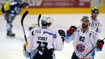 Fribourg erster Halbfinalist, ZSC Lions ziehen mit 3:1 davon