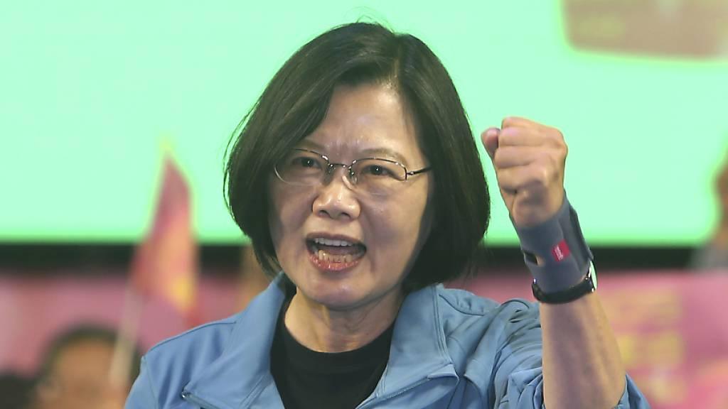 Taiwan lehnt ein Vereinigung mit China nach Hongkong-Modell ab
