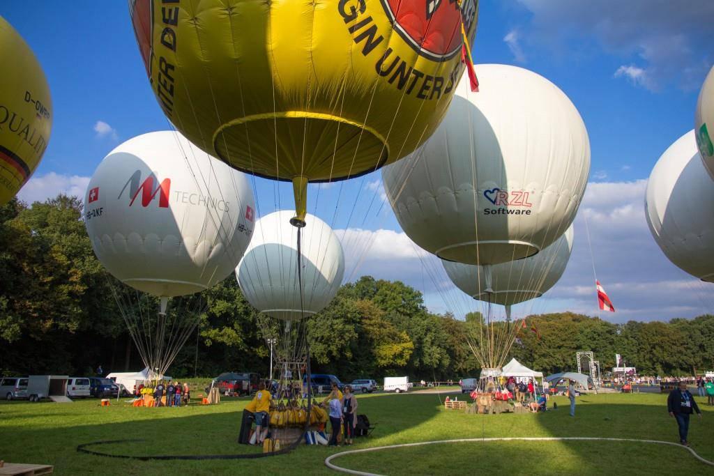 Der «MM Technics»-Ballon der Thurgauer. (© zvg)