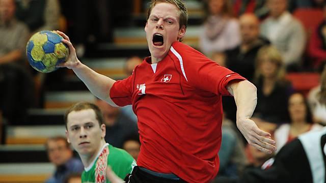 Manuel Liniger fünffacher Torschütze für die Schweizer