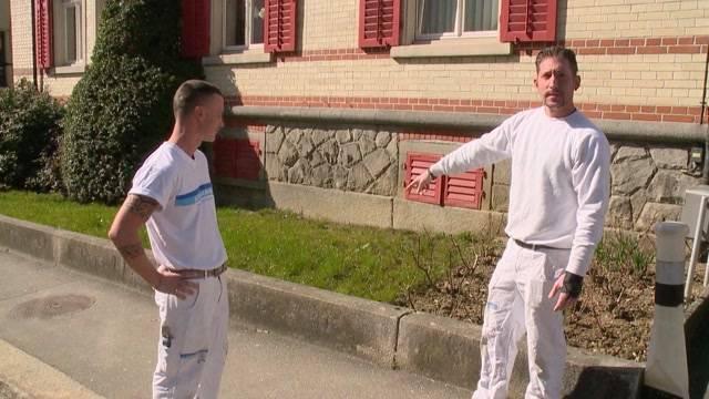Beat Schlatter wurde spitalreif verprügelt