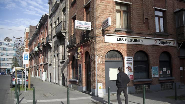Seit den Anschlägen in Paris im Fokus der Welt: Quartier Molenbeek in Brüssel, wo es am Sonntag erneut zu einer Razzia kam. (Archiv)