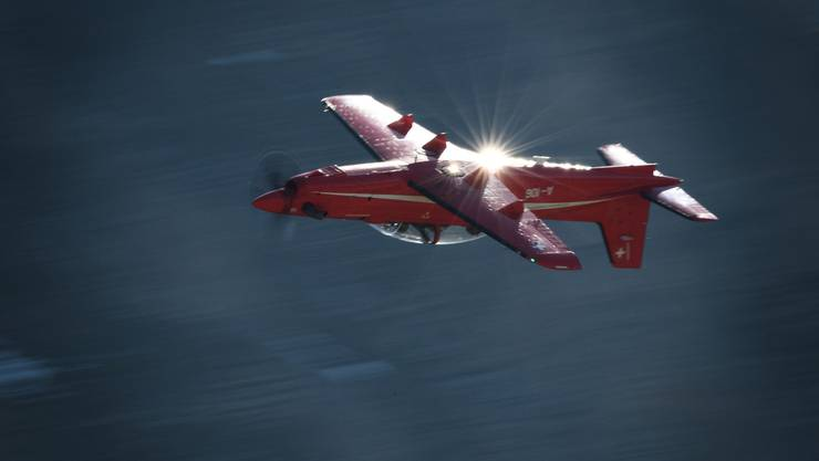 55 PC-21 fliegen in Saudi-Arabien. Doch welche Dienstleistungen erbringt Pilatus vor Ort genau?