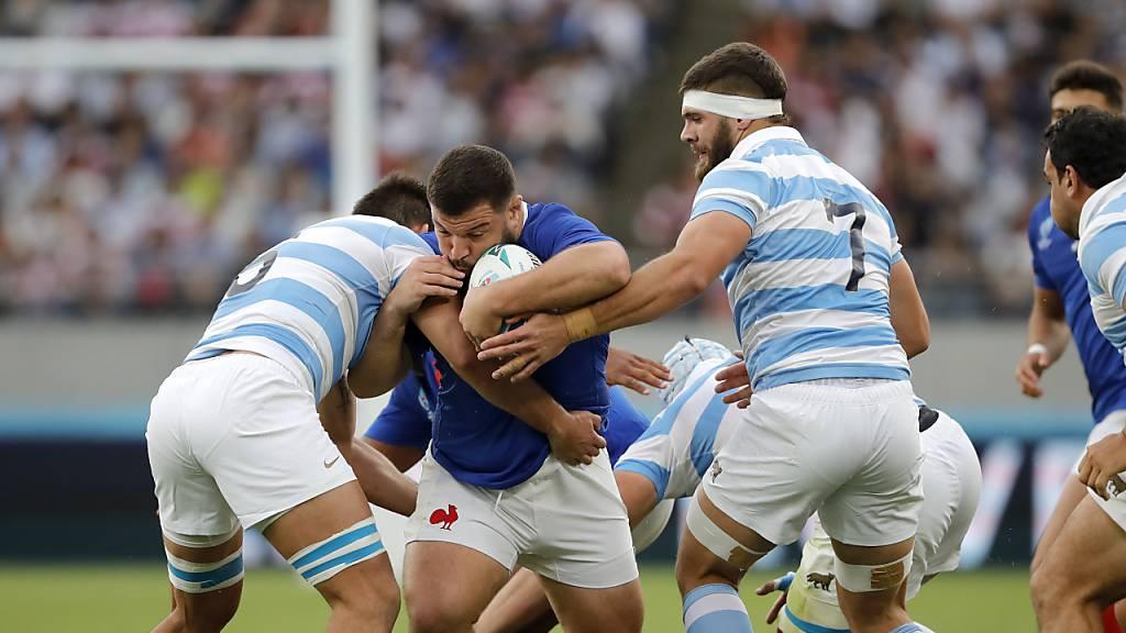 Rugby-WM auf der Suche nach Kandidaten