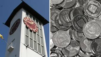 Die Kirchensteuern werden von den politischen Gemeinden eingezogen. Wie viel dieser Service kosten soll, ist bei den Reformierten umstritten. Im Bild die reformierte Kirche in Buchs.