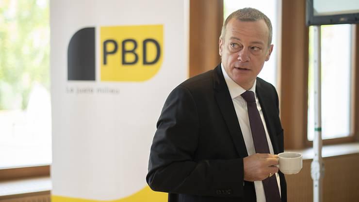 Will mit der CVP die Gründung einer neuen Mitte-Partei prüfen: BDP-Präsident Martin Landolt. (Archivbild)