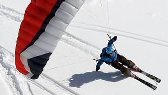 Speed Flying wird als Sportart mit sehr hohem Risiko eingeschätzt. (Archivbild)