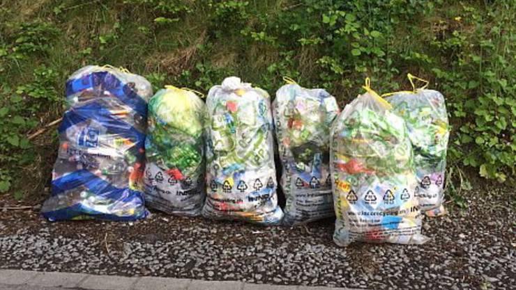 Ein immer grösser werdender Teil der Bevölkerung möchte Kunststoffabfälle separat sammeln.