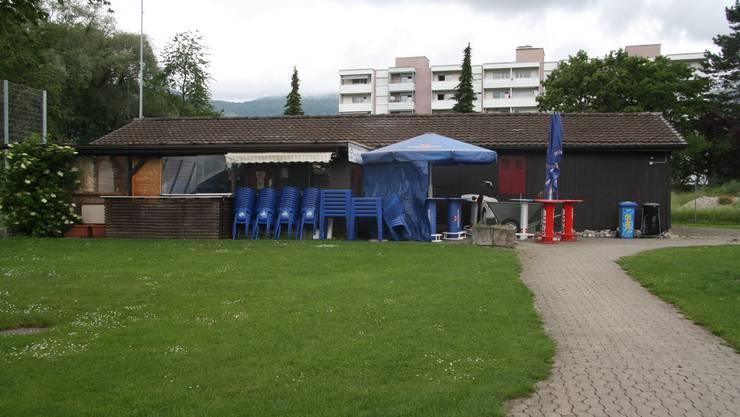 Das Clubhaus von CIS Solettese bleibt bestehen