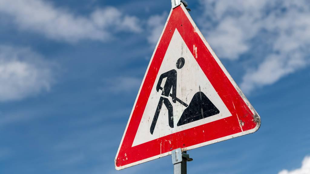 Nach Ostern starten an diesen Zentralschweizer Strassen die Bauarbeiten