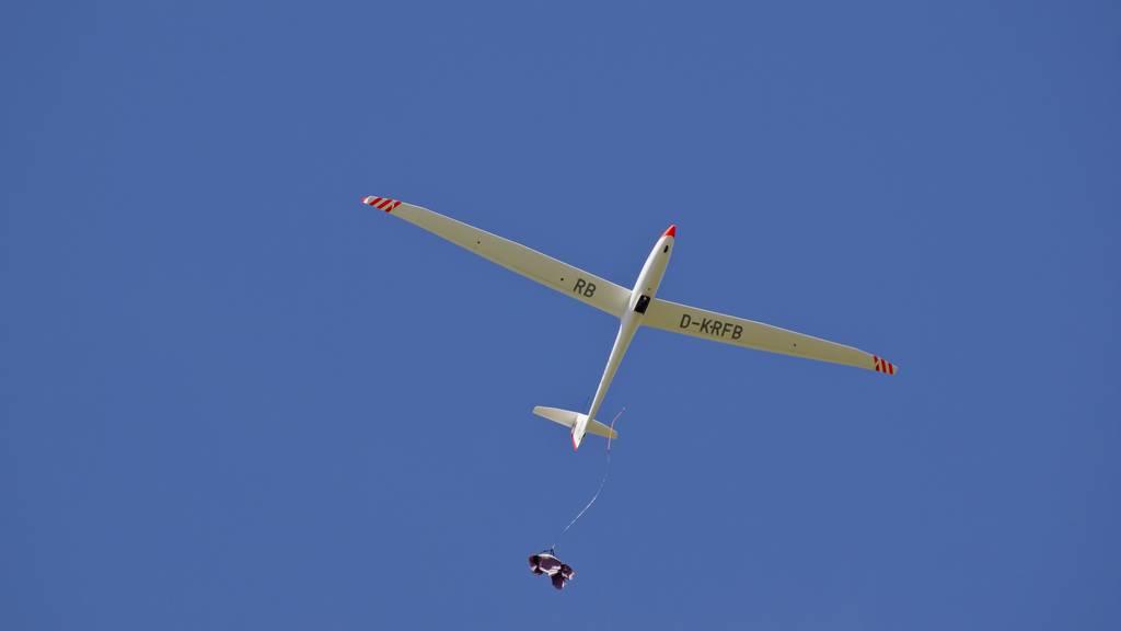 Zwei Segelflugzeuge wahrscheinlich abgestürzt