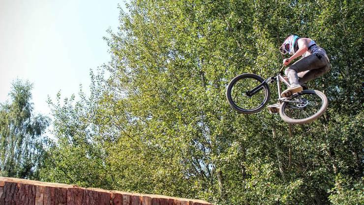 Ab aufs Bike!