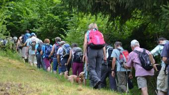 Leserwandern 2016: 16. Etappe