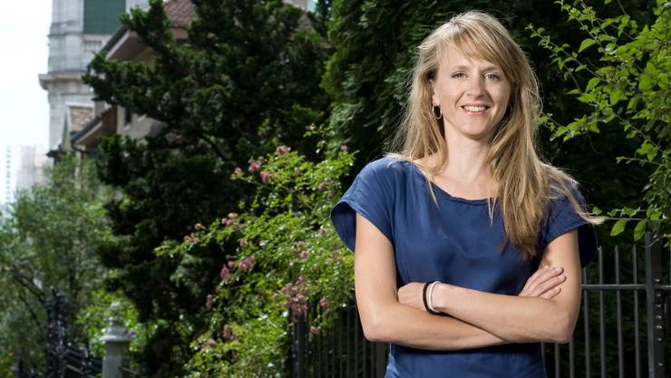 Seraina Rohner, Direktorin der Solothurner Filmtage: «ich finde, man sollte jetzt nicht die Konfrontation suchen, sondern Filme machen.»