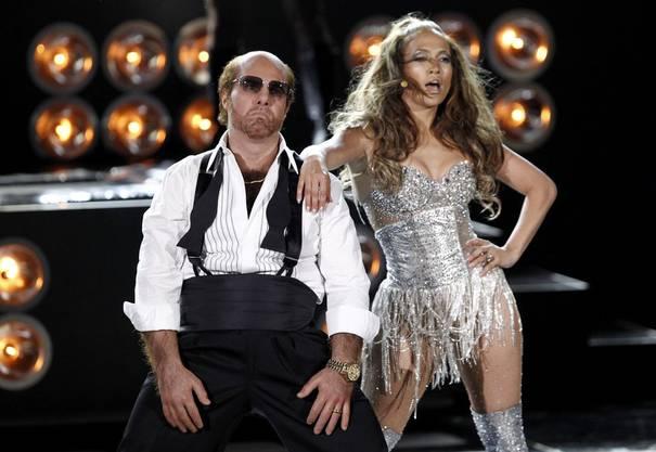 Tom Cruise und Jennifer Lopez bei den MTV Movie Awards