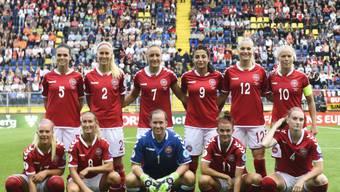 Dänemarks Frauen schafften im sechsten Anlauf erstmals den Einzug in einen EM-Final
