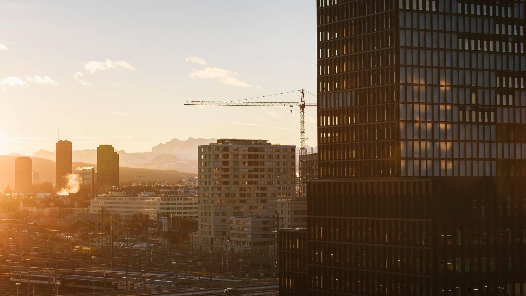 Vor allem rund um Zürich sind die Agglomerationen in den vergangenen Jahren stark gewachsen.