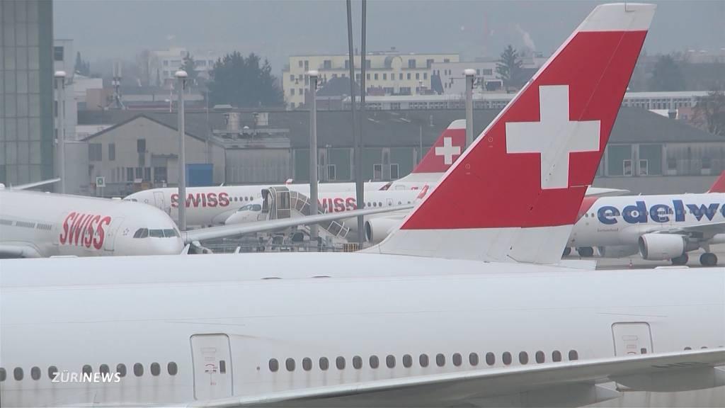 Krise nach einem Jahr Corona: Swiss will Flotte verkleinern