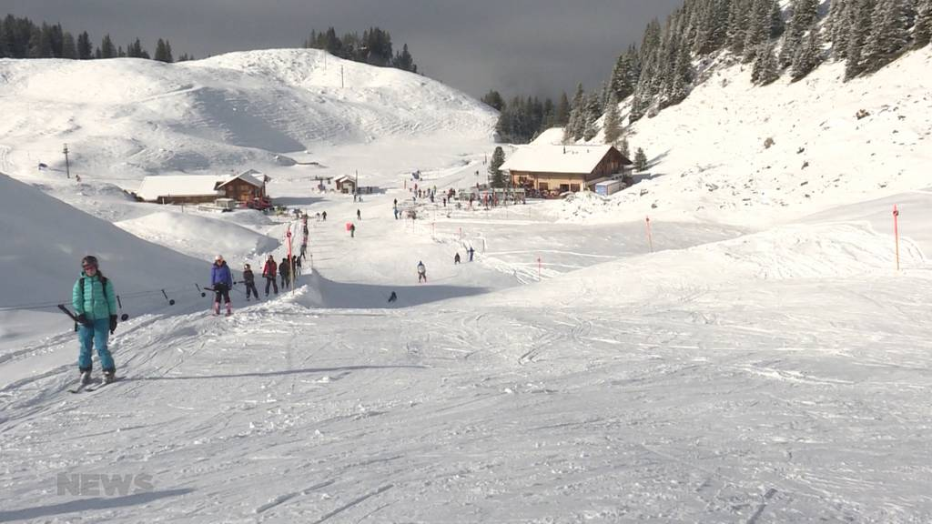 Wärmster Winter?: Skigebiete eröffnen Saison bei traumhaftem Wetter