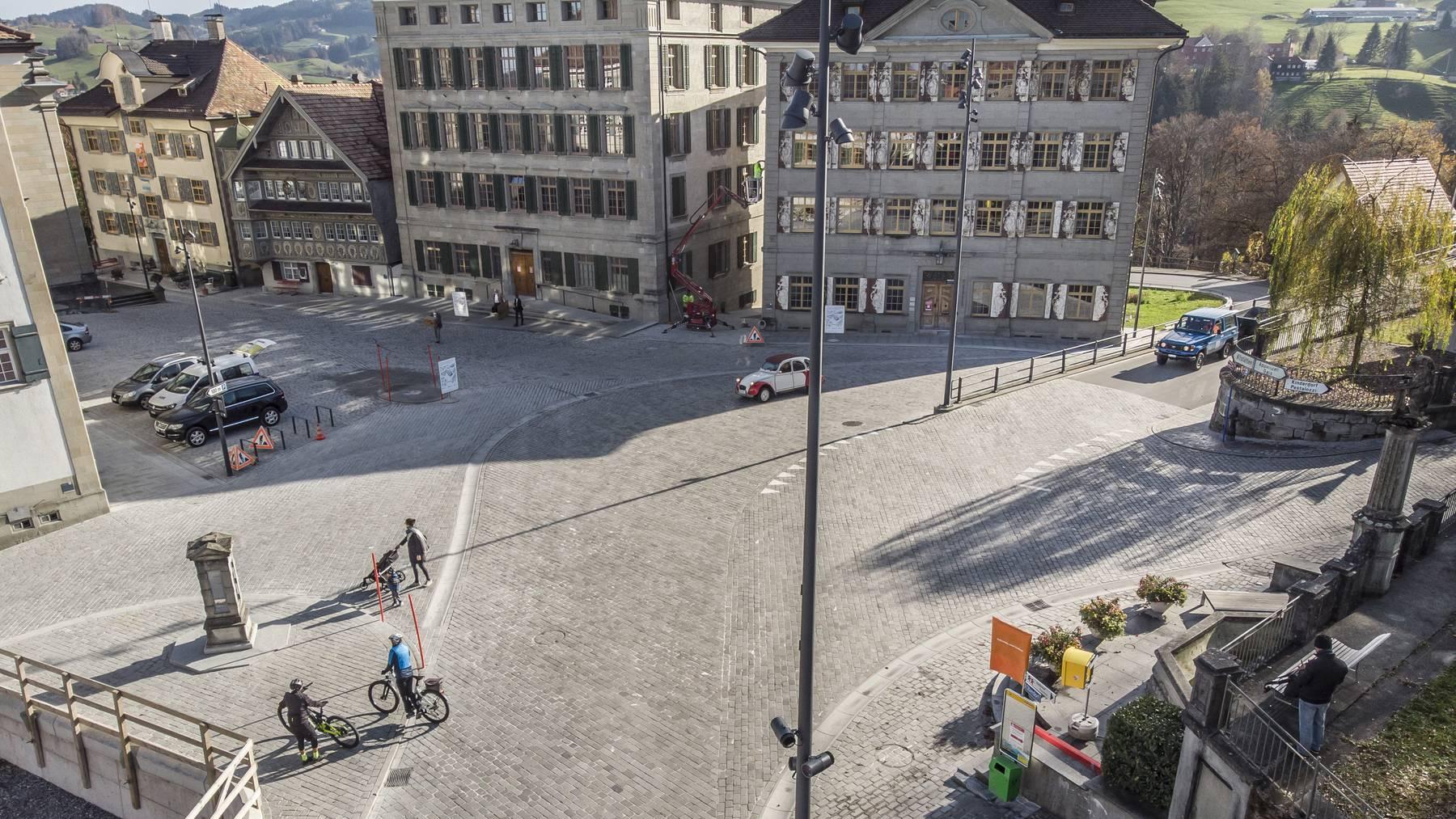 Landsgemeindeplatz Trogen