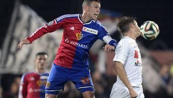 Cup FC Wohlen - FC Basel