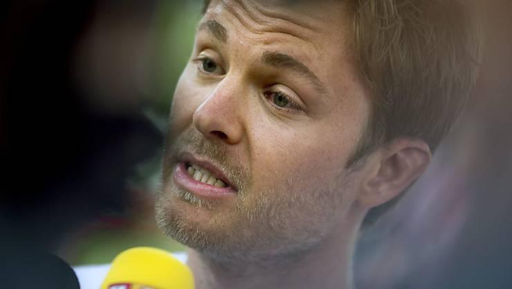 Nico Rosberg: Erklärungen nach der Bestzeit
