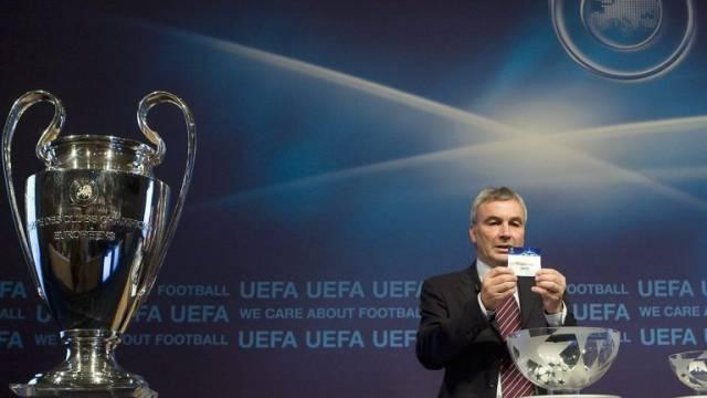 In Nyon fanden die ersten Europacup-Auslosungen der neuen Saison statt