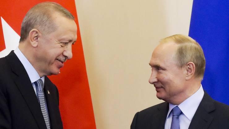 Die Türkei und Russland sind sich einig.