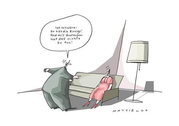 Der Solothurner Cartoonist eröffnet die Solothurner Literaturtage...