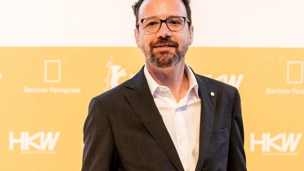 Carlo Chatrian letzten Freitag in Berlin, nachdem seine Ernennung zum künstlerischen Leiter der Berlinale ab 2020 bekannt gegeben wurde. Das Locarno Festival wird kaum Probleme haben, ihn zu ersetzen: Es seien etliche Kandidaturen von hoher Qualität und Kompetenz eingetroffen, heisst es.