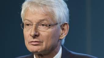 SNB-Vizepräsident Jean-Pierre Danthine (Archiv)