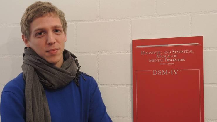 Stefan Wegmüller bespielt mit seinen Werken den «weissen» Raum der Galerie Zimmermannhaus.